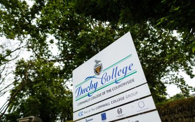 Amazing opportunities showcased at Duchy College open morning