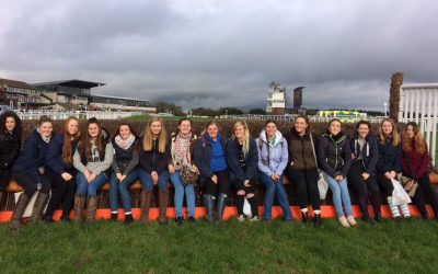 Day at the races delights students