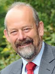 Nick Buckland OBE
