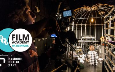 Plymouth College of Art partners with British Film Institute for BFI Film Academy 2018/2019