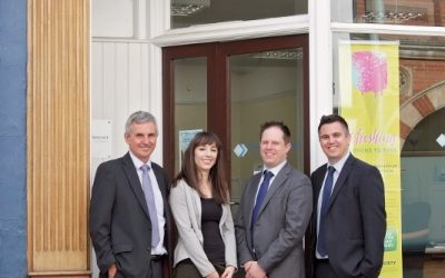 Promotions at Thomas Westcott Chartered Accountants