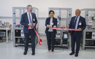 Official Opening of state-of-the art £3 million Exeter College 'Advanced Engineering Centre'