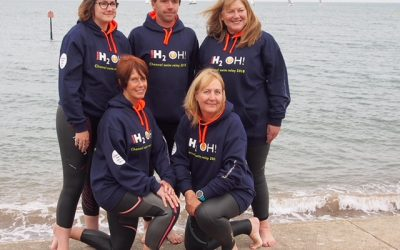 Exeter businesswoman takes on the English Channel to raise money for Age UK Exeter