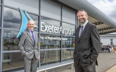 Exeter Airport MD joins South West Business Council advisory board