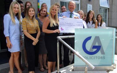 Little Things & Co. Receives Big From Plymouth Law Firm