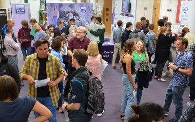 South Devon College students celebrate another year of success with a brilliant 99% pass rate in A Levels