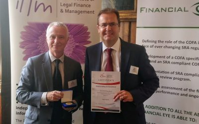 Accountant Specialist Secures National Award