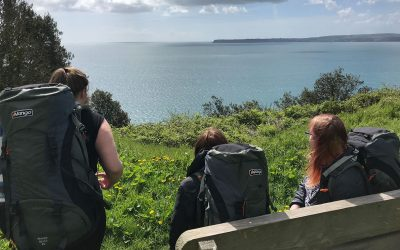 Landmark reached! 100 South Devon College students enrol on Duke of Edinburgh's award scheme