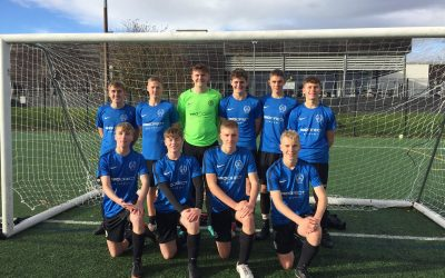 Champions! Pro:Direct Academy Devon's 7 a side team clinch South West tournament win
