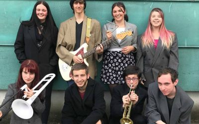 Ska theme for first gig of the year for young musicians