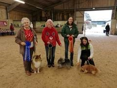 Charity dog show helps monkeys