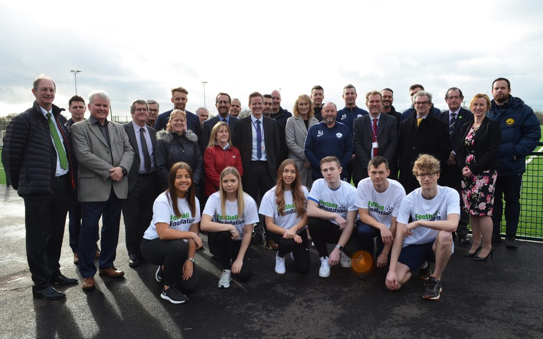 New state of the art South Devon College Sports Centre officially opens
