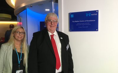 Maths Centre of Excellence Will Support Region's Maths Skills