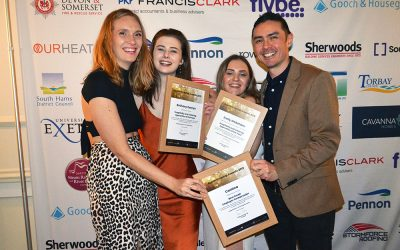 South Devon College celebrates apprenticeships at awards ceremony