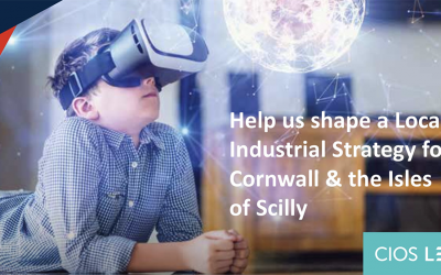 Help shape a Local Industrial Strategy for Cornwall and Scilly