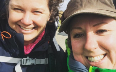 Bears, bogs and blisters face Cornish mothers on Canadian Challenge