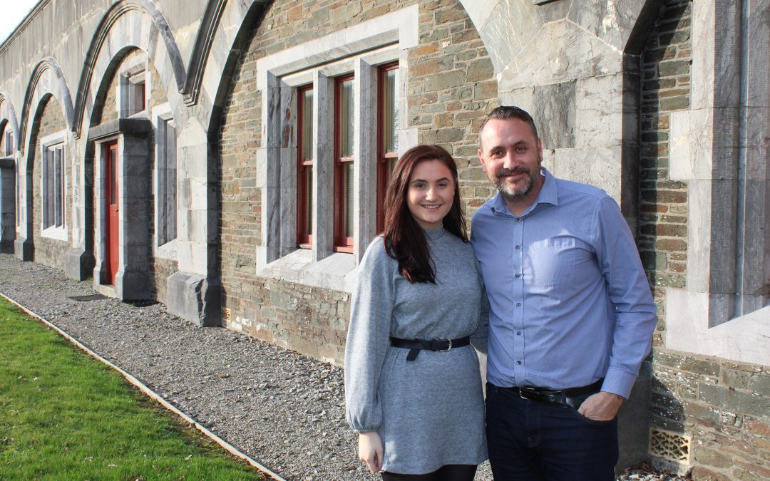 Work Experiences Leads to Apprenticeship for Lucy