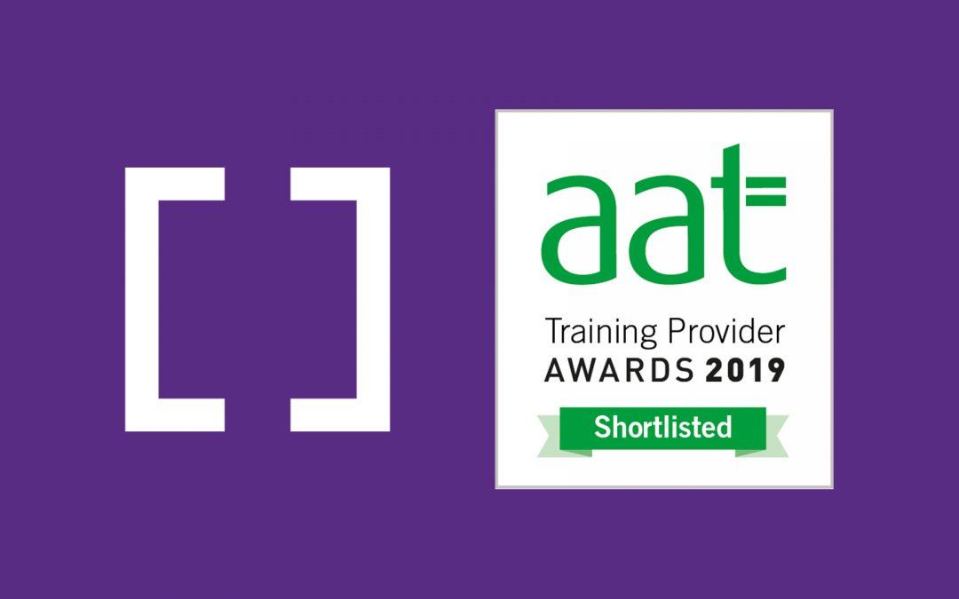 South Devon College named in AAT Training Provider Awards Shortlist 2019
