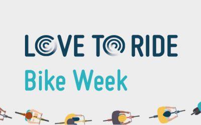 Celebrate cycling during Bike Week!