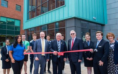 Exeter College Opens New £2.4 million Gym and Dance Studio