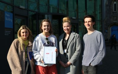 Exeter College Celebrates National 'Love Our Colleges' Week