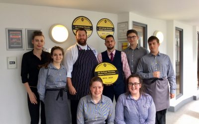 St Austell boasts one of top UK catering colleges