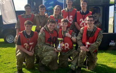College Hosts exhilarating Army Challenge Days