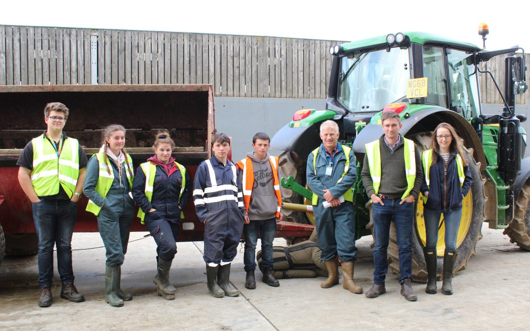 Farm safety top of agenda for young farmers