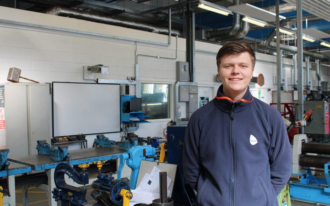 Apprentices Reach WorldSkills UK Finals