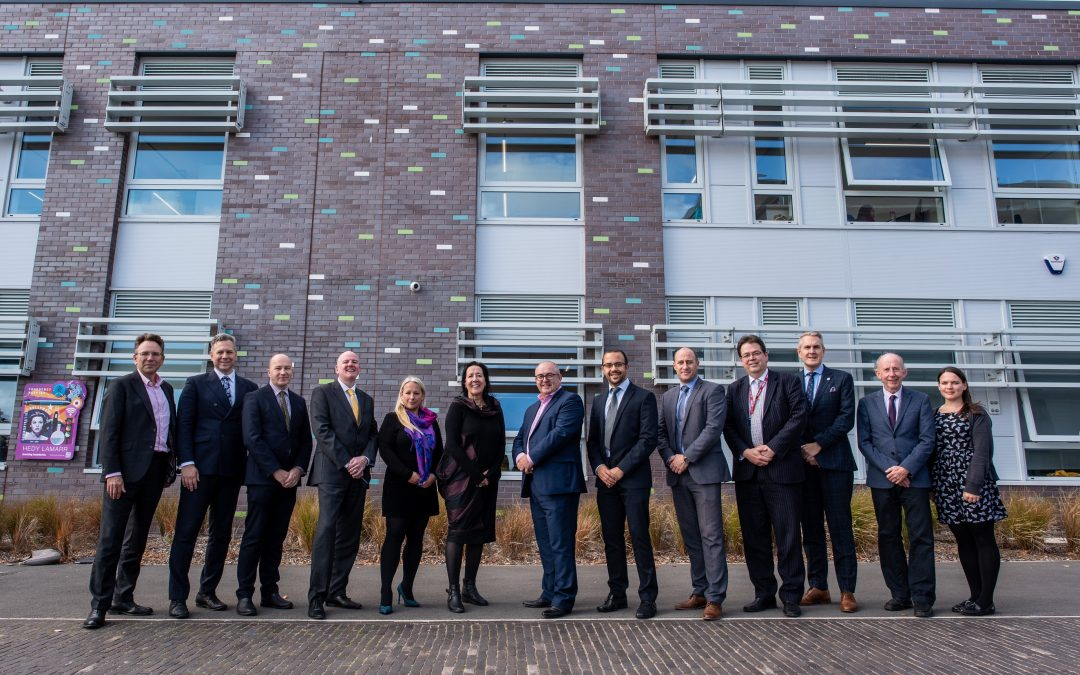 Partners Sign Multi-million Pound Partnership Deal to Create South West Institute of Technology