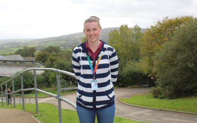 Student lands top prize in West Country Dairy Awards