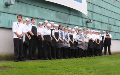 Students can make their cake and eat it with new patisserie kitchen