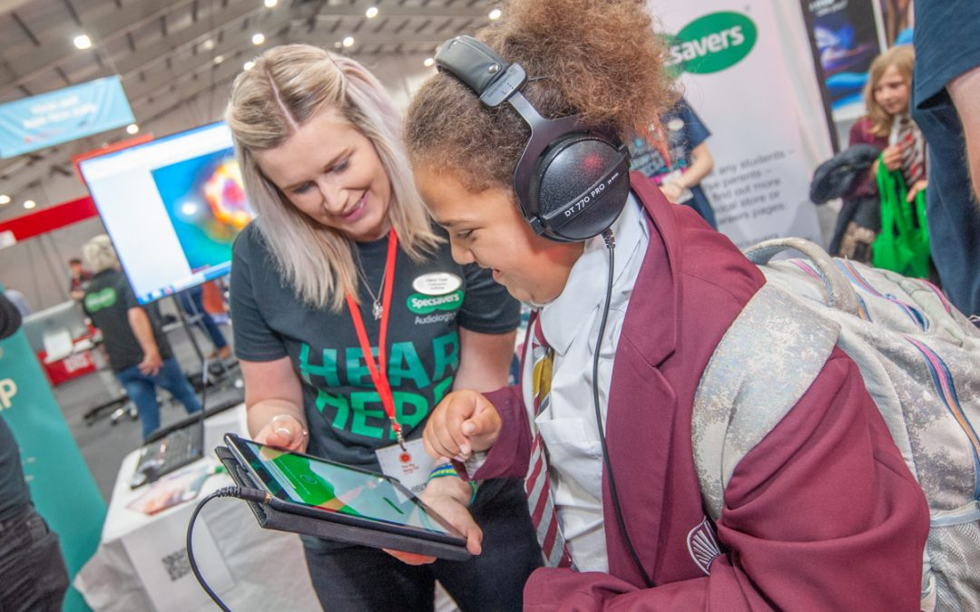 Specsavers have their eyes on the future of STEM careers for young people in the South West
