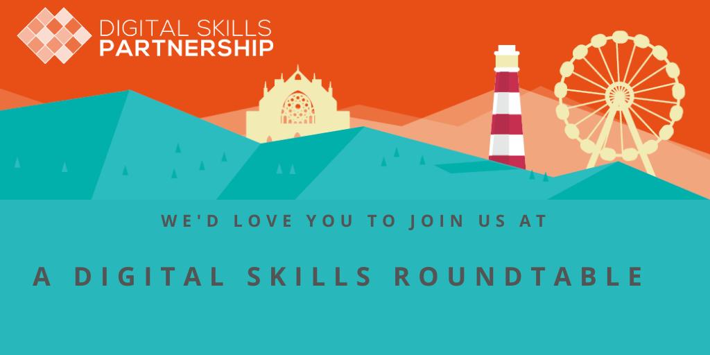 Digital Skills Roundtables – Dates Announced