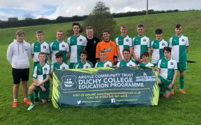Plymouth Argyle Football Development Centre kicks off new season