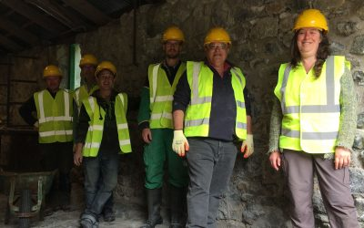 College teams up with Wheal Martyn Clay Works