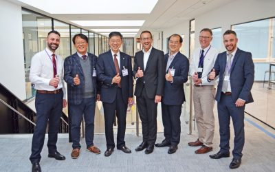 South Devon College signs MoU with South Korea's Inha Technical College