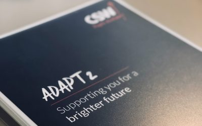 CSW Group are delighted to announce the launch of the new support service ADAPT2