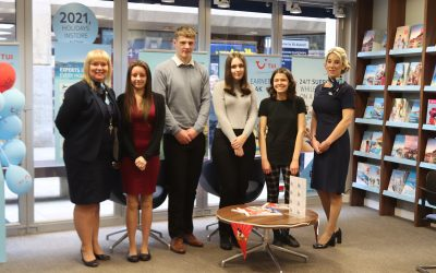 Travel industry beckons for students experiencing life as a TUI apprentice