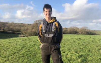 First ever stockperson apprentice completes in the South West