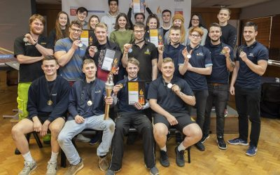 Pendennis on crest of a wave with Apprenticeship Games win