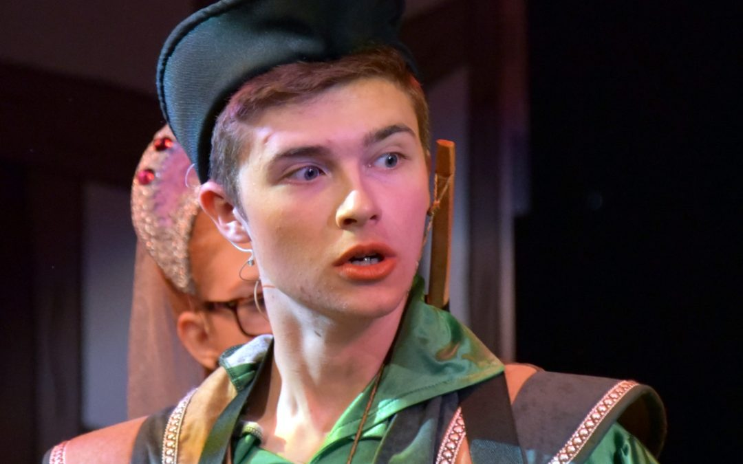 Apprentice mechanic revved up for leading role on stage