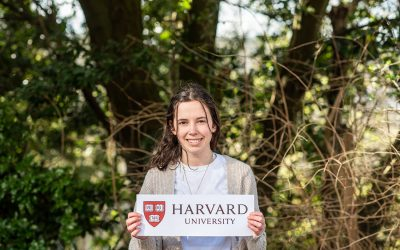 Exeter College Student Accepted at Prestigious American University