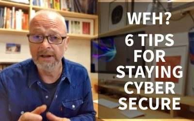 Staying Cyber secure working from home