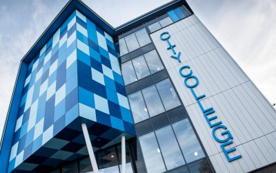 College calls on school-leavers to join virtual open day