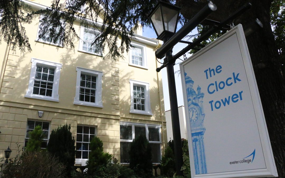 Exeter College Offers Accommodation to NHS Workers