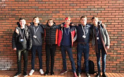 Students from Kingsbridge Community College crowned Best Company in the YE Plymouth Area Final