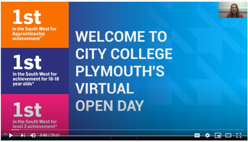 City College supports other providers after successful online event