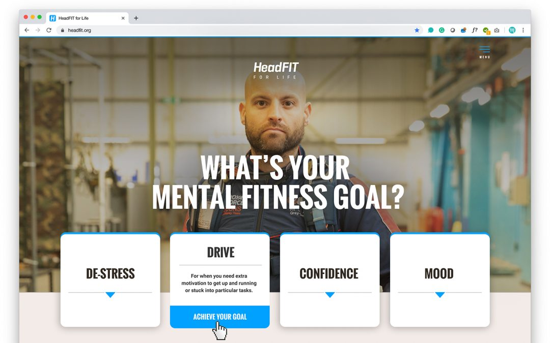 Plymouth Collaboration behind the Launch of HeadFIT For Life, a New Mental Fitness Campaign