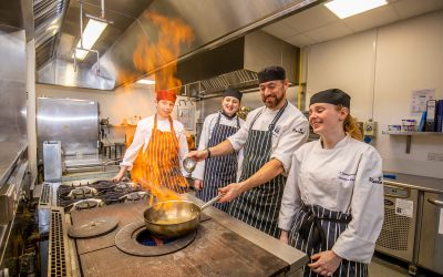 South Devon College launches new hospitality apprenticeship programme